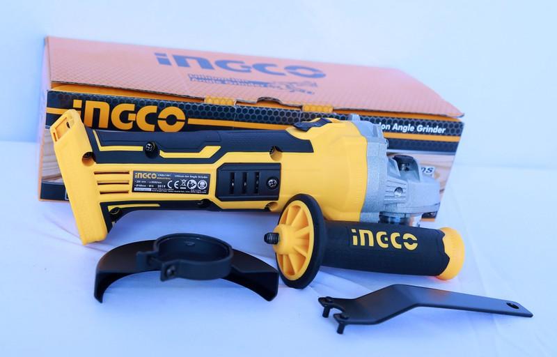 Máy mài góc dùng pin Lithium 1 PIN 1XẠC INGCO - CAGLI1001