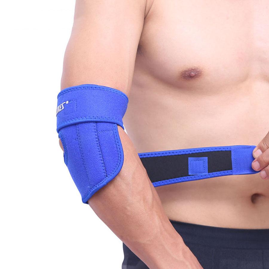 Đai cuốn bảo vệ khuỷa tay thể dục thể thao Aolikes AL7946 (1 đôi)