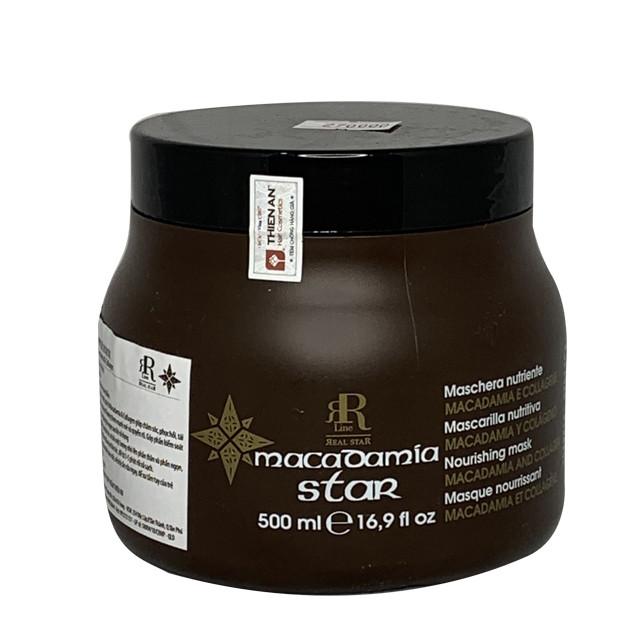 Dầu Hấp Nourishing Mask Macadamia And Collagen 500ml