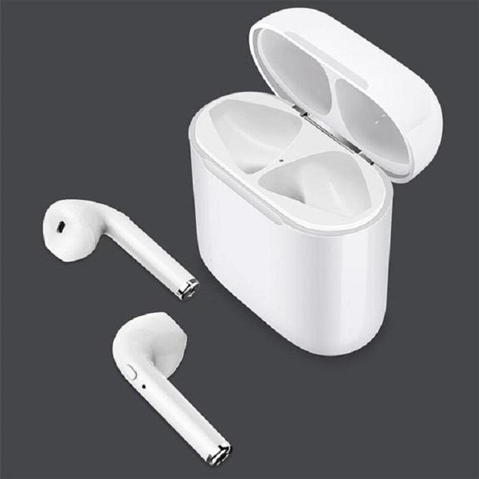 Tai Nghe Bluetooth I9X TWS Tặng Kèm Sạc Dự Phòng Không Dây Wireless 10.000 mAh