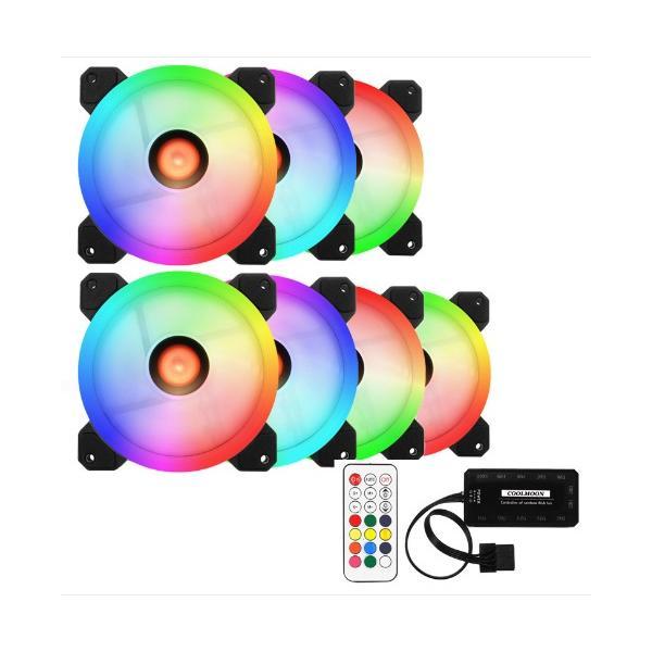 Bộ 3 Fan case RGB