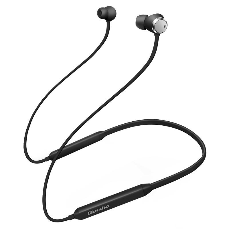 Tai nghe Bluetooth Bluedio T energy ANC (Active Noise Cancelling) Loại bỏ tiếng ồn - Hàng Chính Hãng