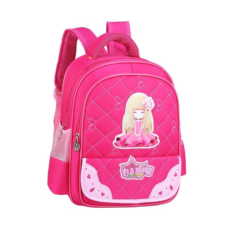 Balo bé gái quả trám công chúa hồng