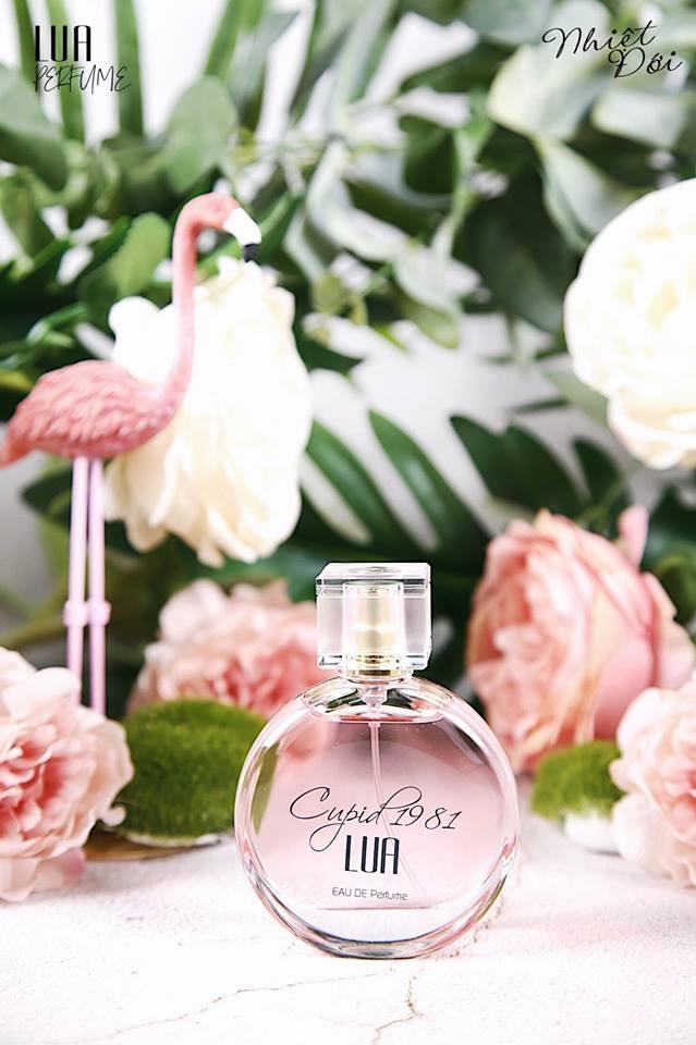 Nước hoa nữ Xạ hương Nhiệt Đới - CUPID Eau De Perfume 50ml