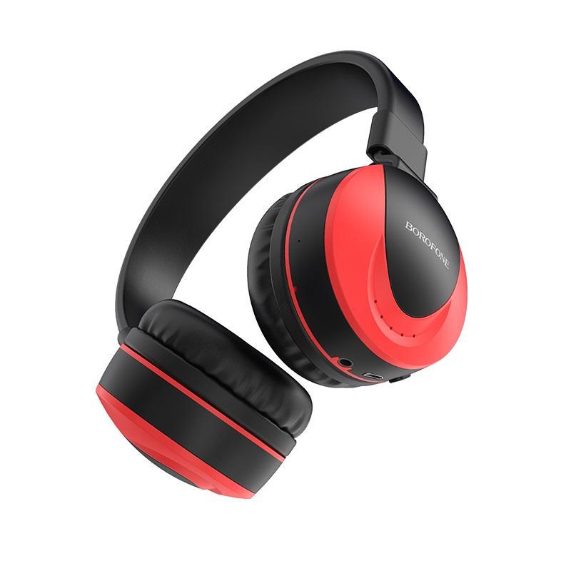 Tai Nghe Trùm Tai Bluetooth Borofone BO3 - Hàng Chính Hãng