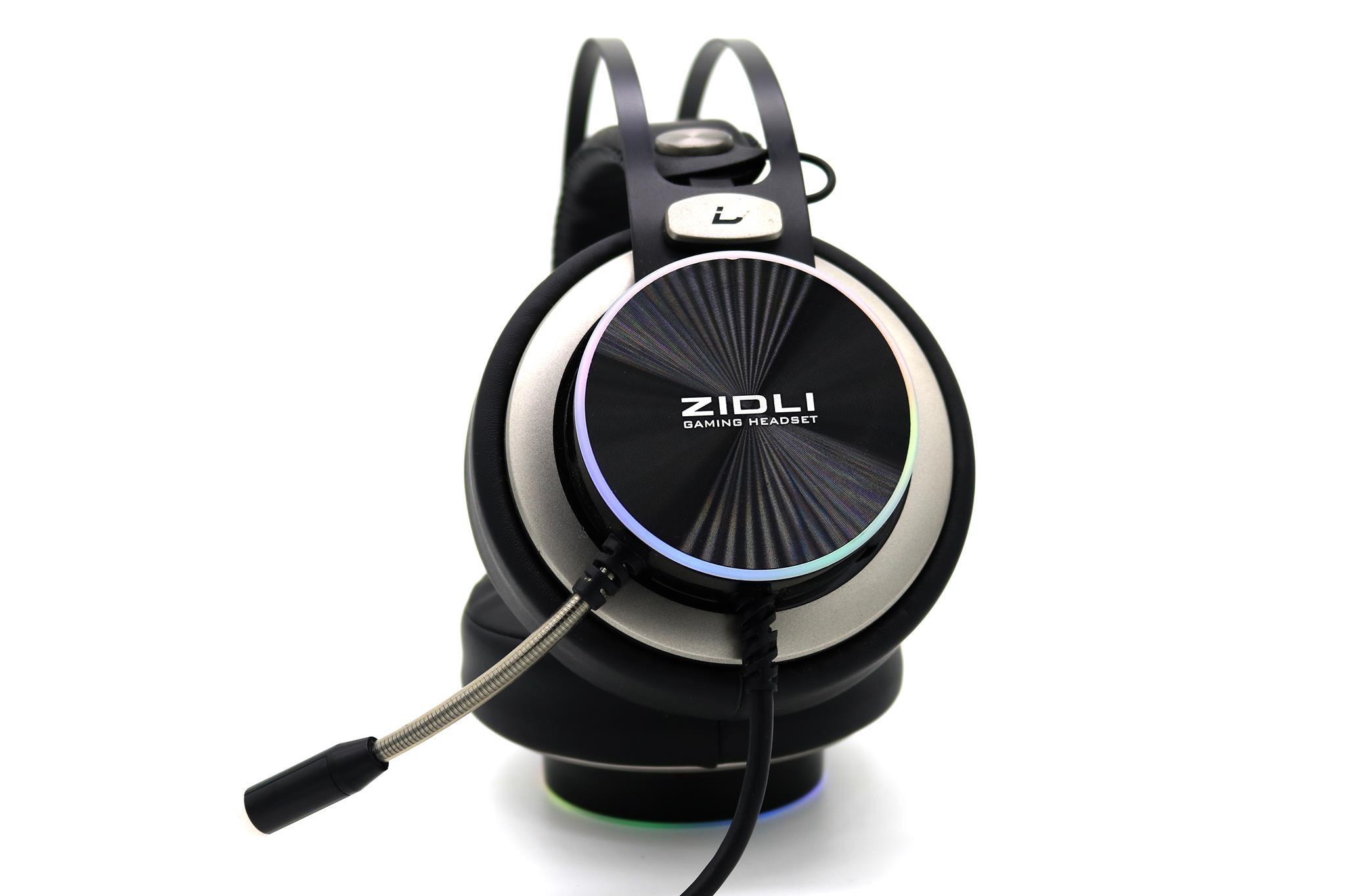 Tai Nghe Zidli ZH20 âm thanh 7.1 micro chống ồn_Hàng chính hãng