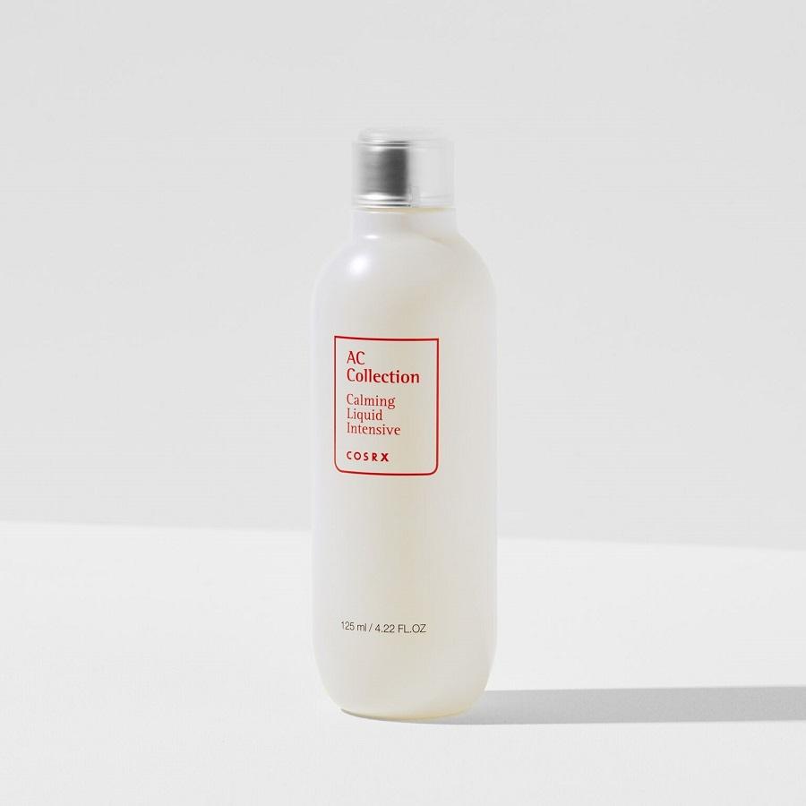 Nước Cân Bằng Da Mụn Chuyên Sâu COSRX AC Collection Calming Liquid Intensive Toner 125ml