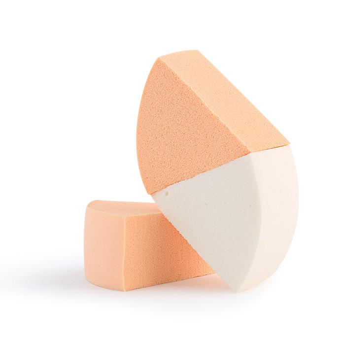 Bịch 3 bông ướt tam giác nhọn Vacosi BP12