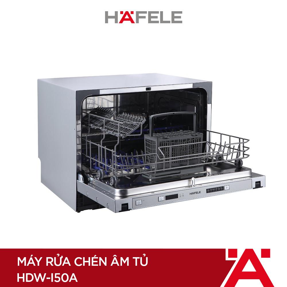 Máy Rửa Chén Âm Tủ 6 Bộ Châu Âu Hafele HDW-I50A - 538.21.240 (Hàng chính hãng)