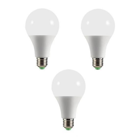 Bộ 3 bóng đèn led búp 5w chất lượng hàng chính hãng.