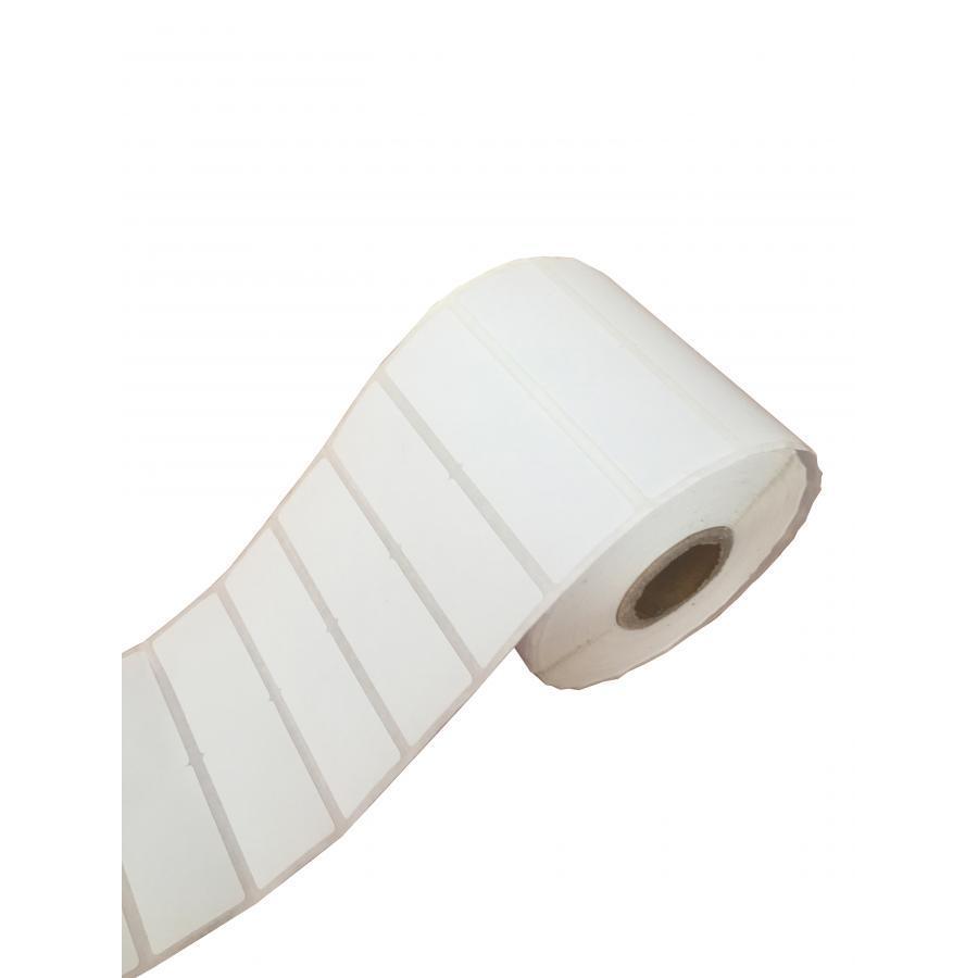 Giấy in nhiệt loại 2 tem - Combo 10 cuộn - Hàng chính hãng