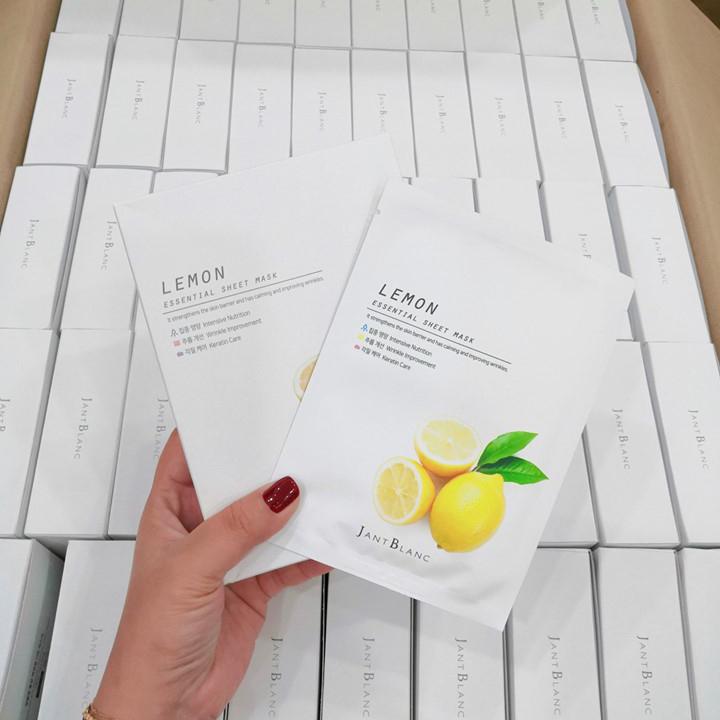 Serum chống lão hóa 24k Gold collagen tặng 5 mặt nạ Jant Blanc