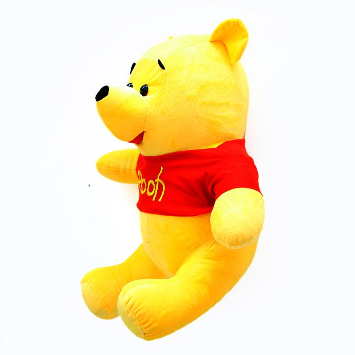 Gấu bông gấu pooh áo cao cấp