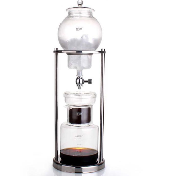 Bình pha cafe Cold Brew 5 cup 300ml kèm giá đỡ