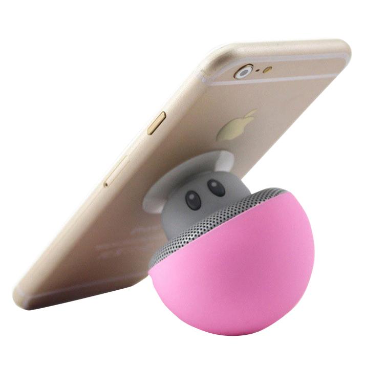 Loa Bluetooth  BTS-280 Hình Nấm - Giao màu ngẫu nhiên