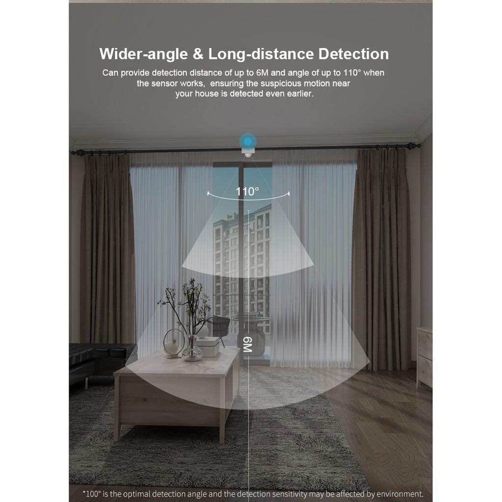 Cảm Biến Chuyển Động Hồng Ngoại Zigbee 3.0 Tuya Sonoff SNZB-03 (Hỗ trợ Homeassistant)