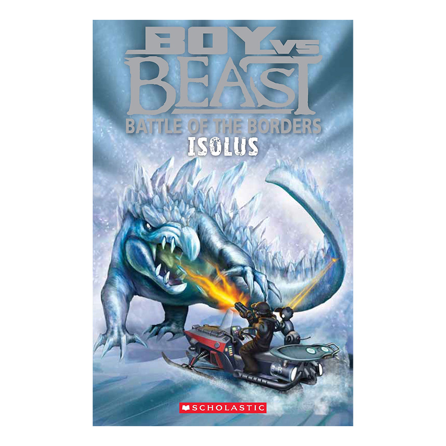 Boy Vs. Beast #7 : Isolus