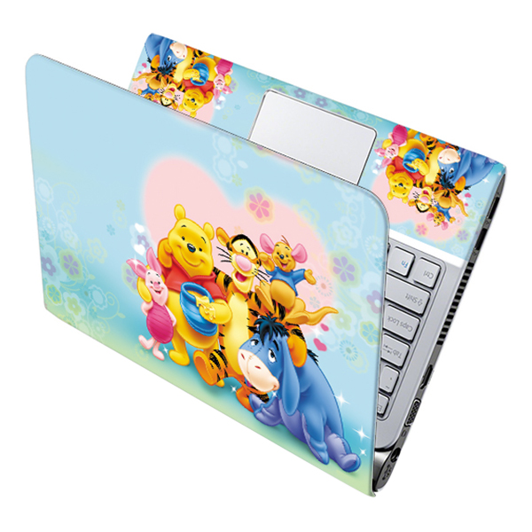Mẫu Dán Decal Laptop Hoạt Hình LTHH-128