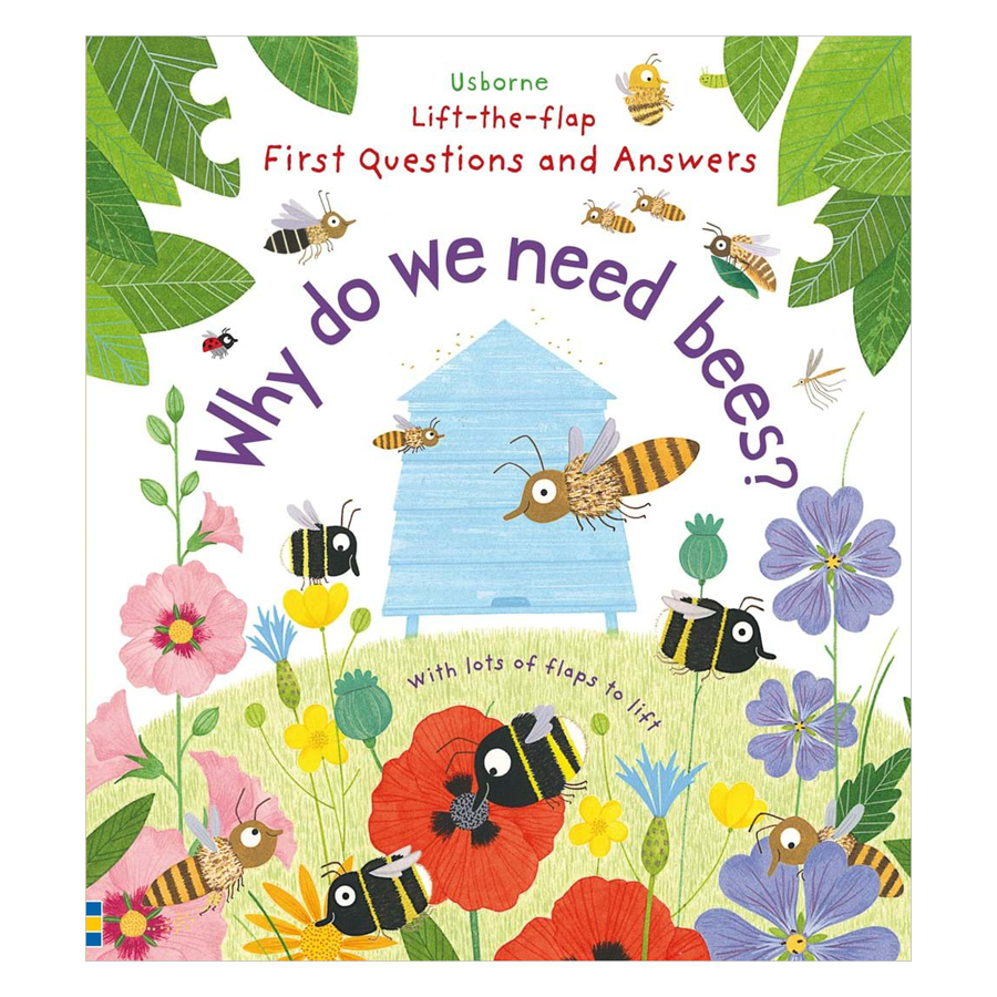 Usborne Why do we need bees?