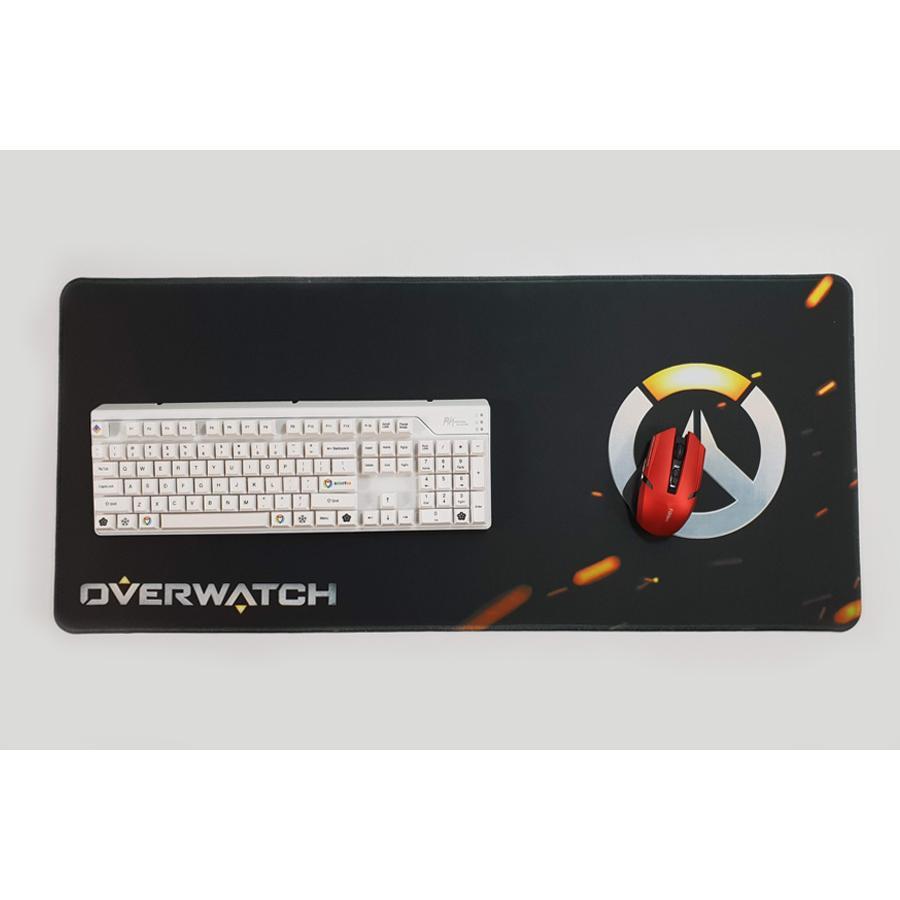 Lót chuột Overwatch 90x40