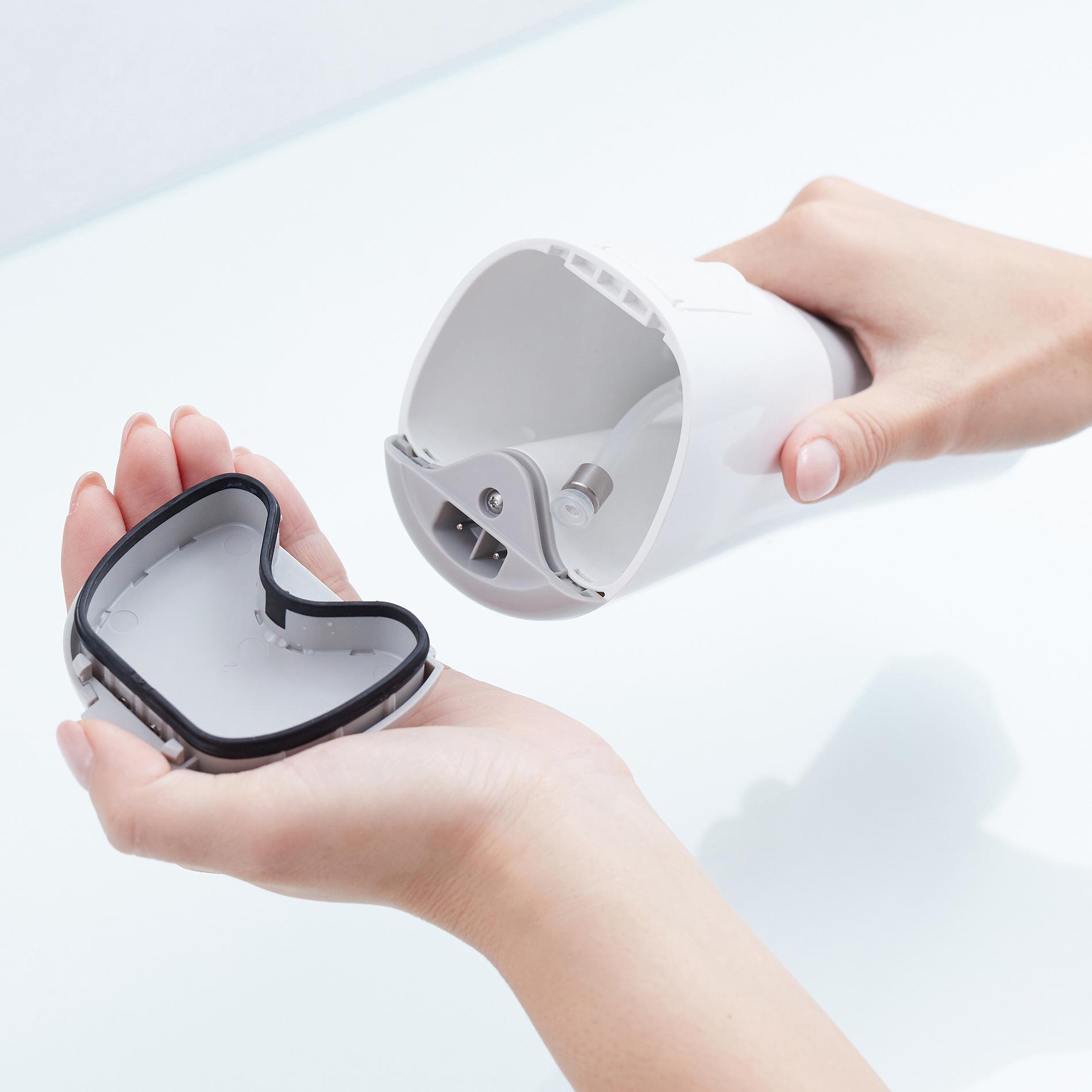 Máy tăm nước cầm tay Panasonic công nghệ siêu âm EW1511 - Hàng Chính Hãng