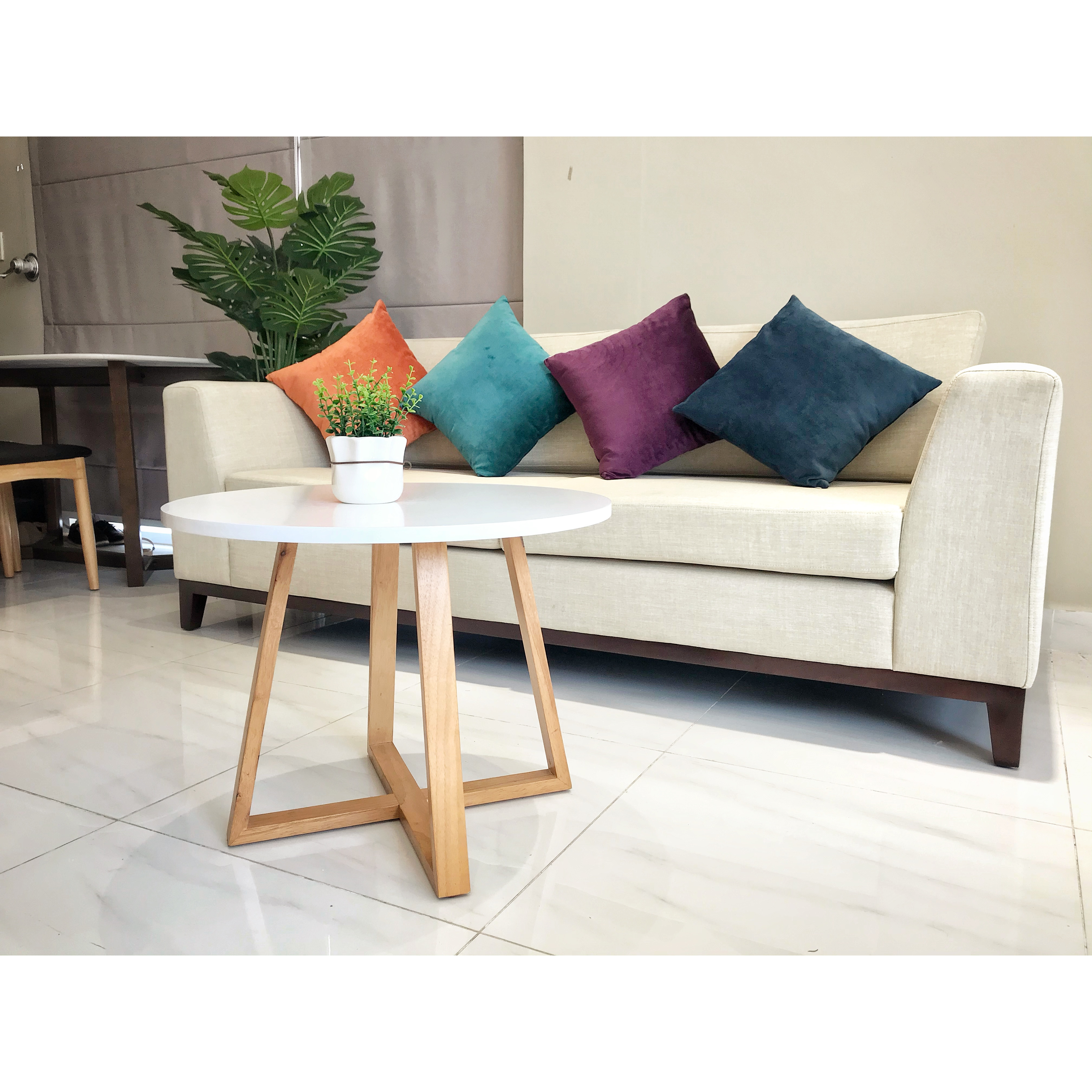 Bàn sofa Iris