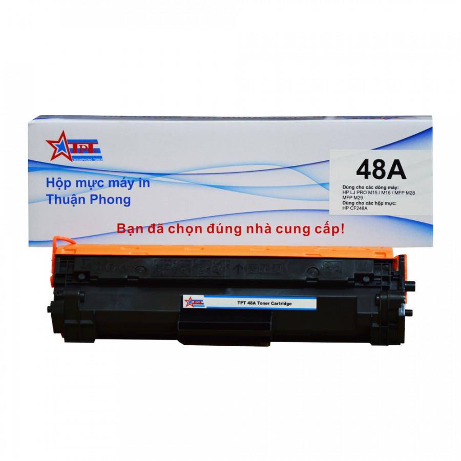 Hộp mực Thuận Phong 48A dùng cho máy in HP LJ PRO M15 / M16 / MFP M28 / MFP M29 - Hàng Chính Hãng