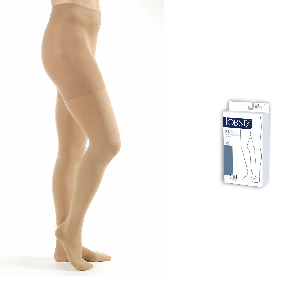 Vớ y khoa quần JOBST Relief - Cơ bản hỗ trợ điều trị giãn tĩnh mạch chân