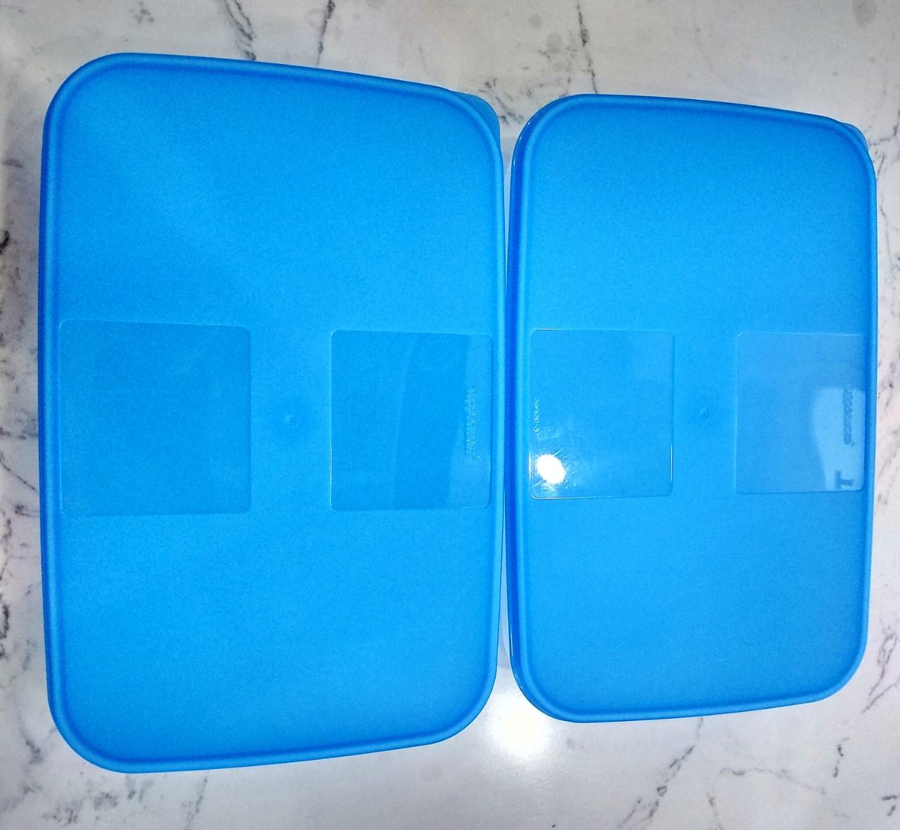 Bộ 2 hộp Trữ đông  freezermate 650 ML