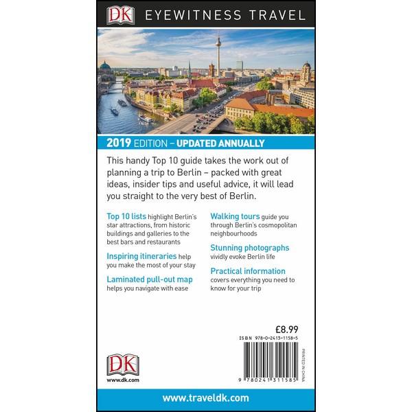 DK Eyewitness Top 10 Berlin