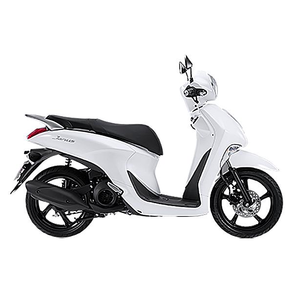 Xe Máy Yamaha Janus Premium 2018 - Trắng Tinh Tại Cần Thơ