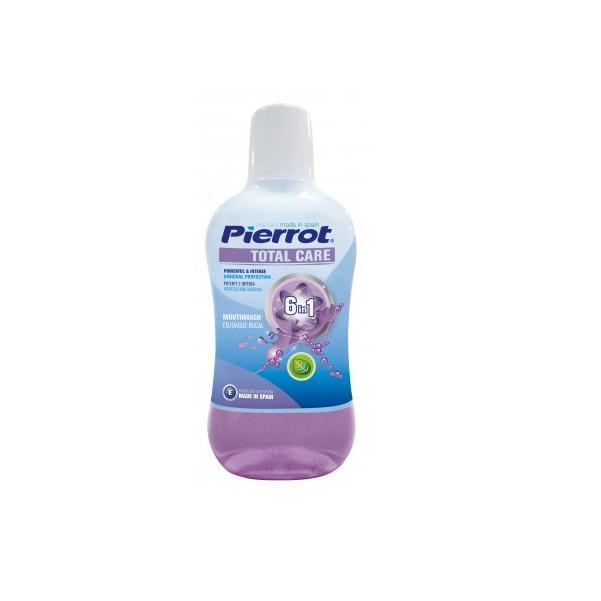 Nước súc miệng chăm sóc răng toàn diện PIERROT 500ml
