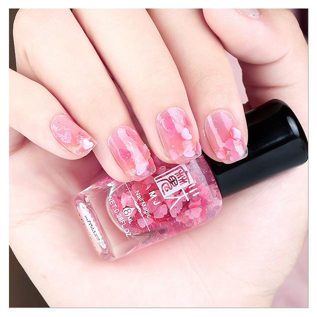 Bộ dụng cụ chăm sóc móng tay, móng chân WKK0005- Tặng nước sơn móng tay hồng pastel ngọt ngào