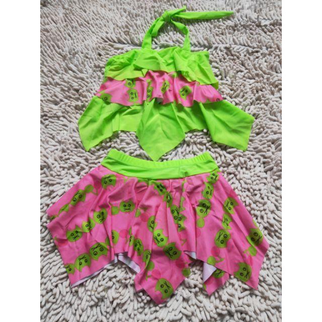 (18-30kg)áo bơi bé gái