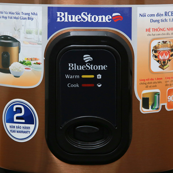 Nồi Cơm Điện Bluestone RCB-5561 (1.8L) - Hàng chính hãng