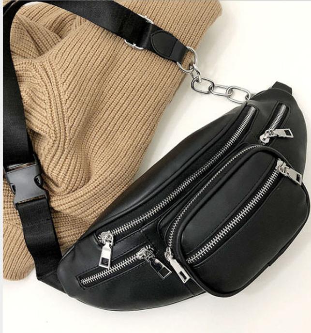 Túi bao tử đeo vai nữ thời trang