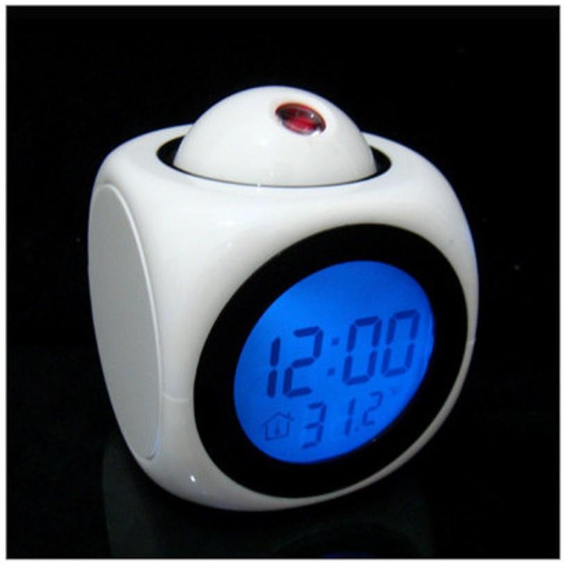 Đồng hồ báo thức thông minh có giọng nói