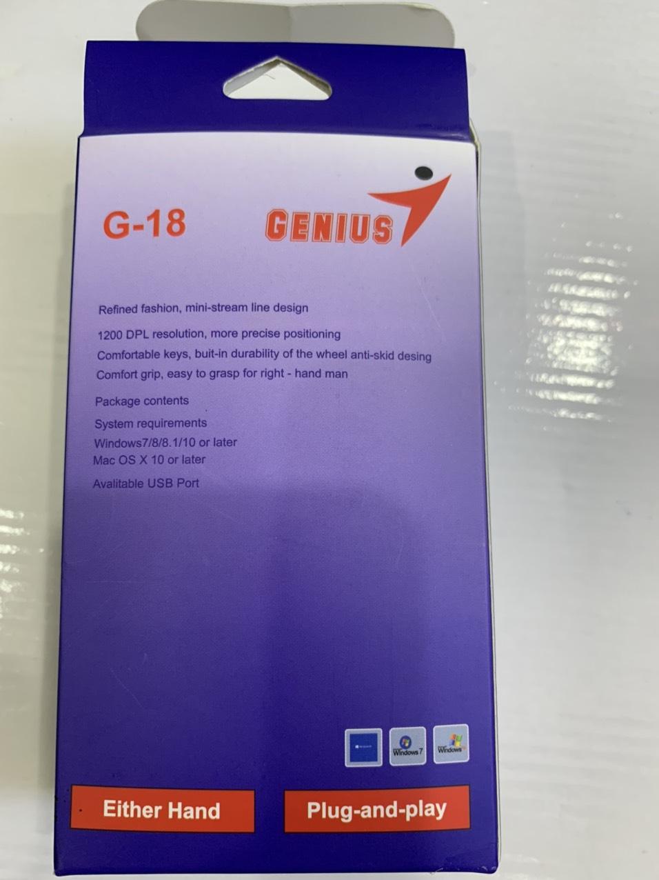 chuột dây G - 18 chuột văn phòng