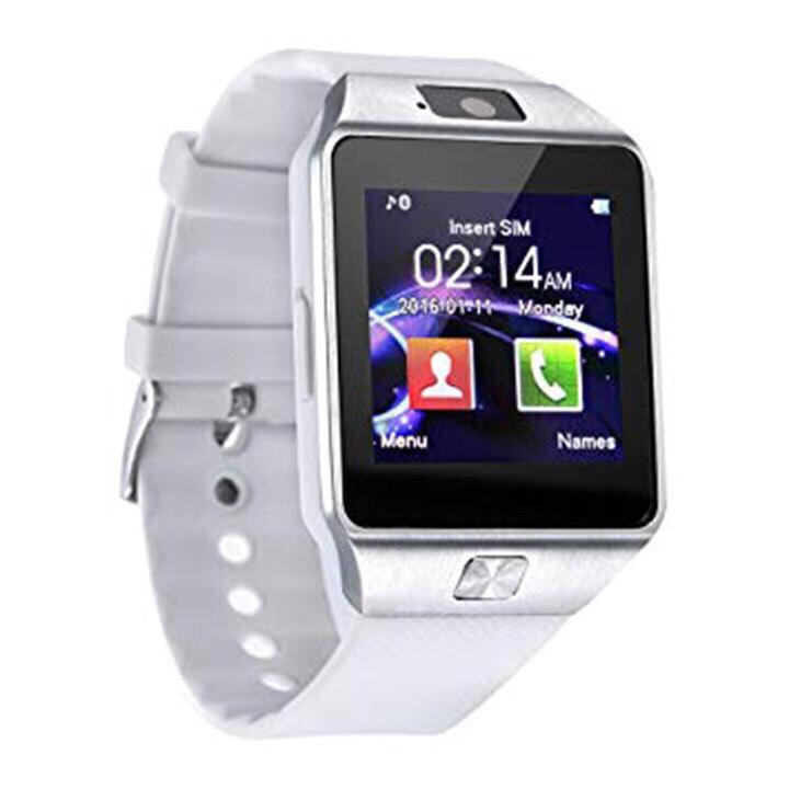Đồng hồ thông minh lắp sim, thẻ nhớ DZ09 - Nghe gọi, nhắn tin, chụp ảnh như một chiếc điện thoại