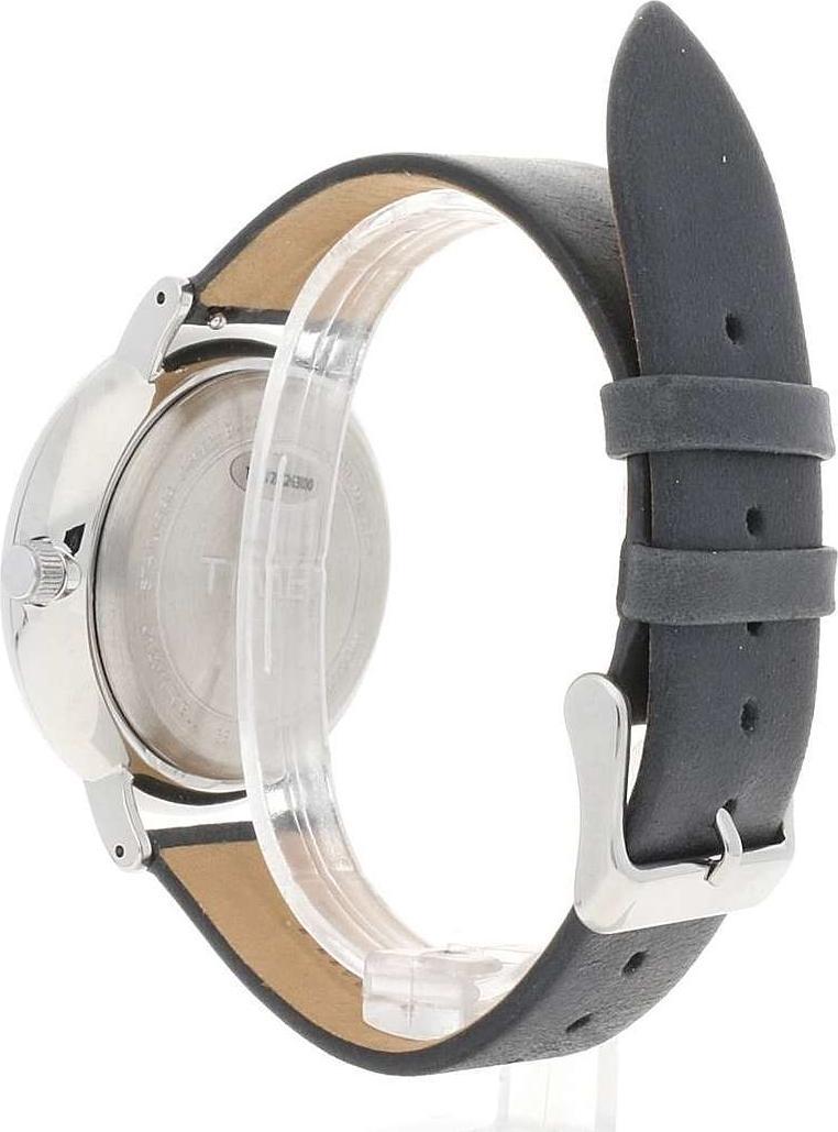 Đồng Hồ Nam Dây Da Timex The Fairfield TW2R26300BT (41mm) - Đen