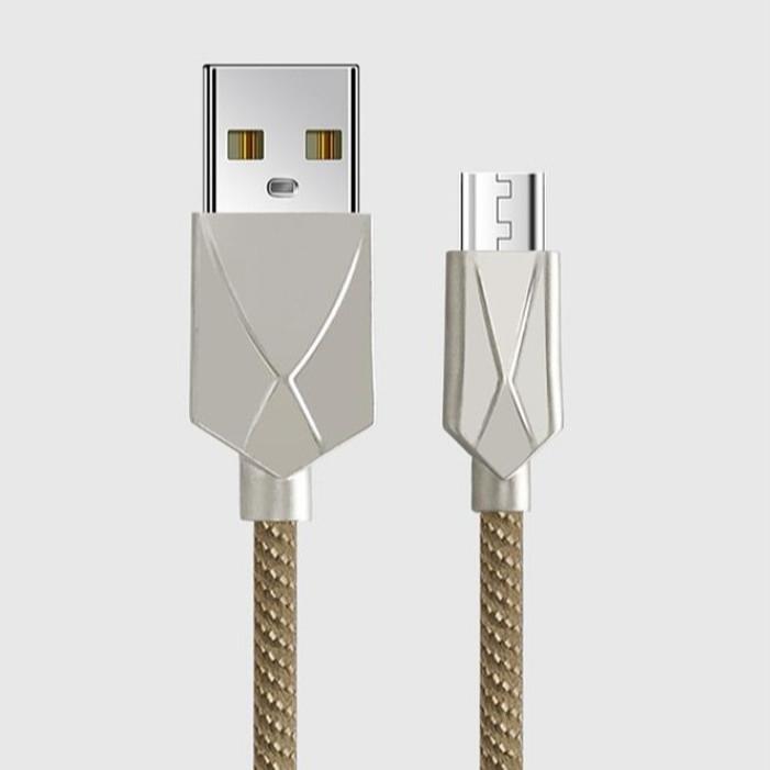 Dây Cáp Sạc Micro USB R7 chuẩn kết nối