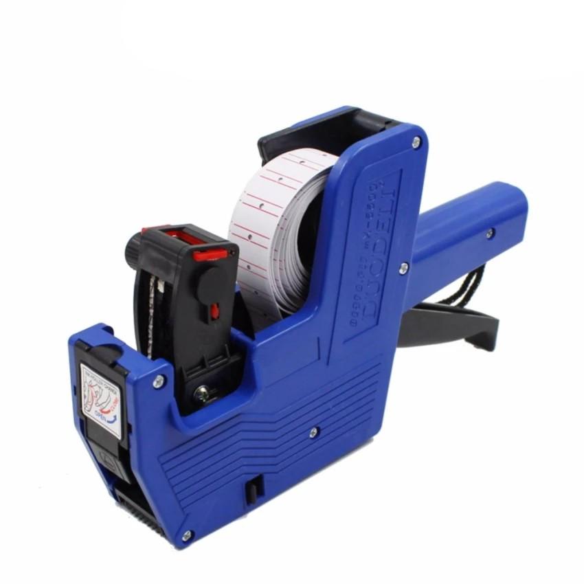 Máy Bắn Giá Tiền (Màu sắc ngẫu nhiên) Tặng cuộn tem máy bắn