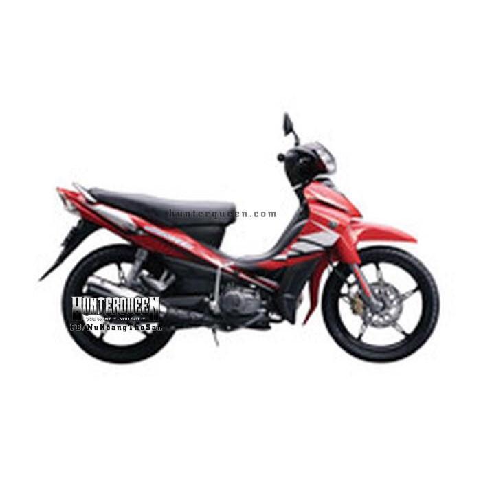 Tem uv ép nhiệt cao cấp dành cho xe máy JUPITER, ĐỎ ĐEN, CANDY (bộ)
