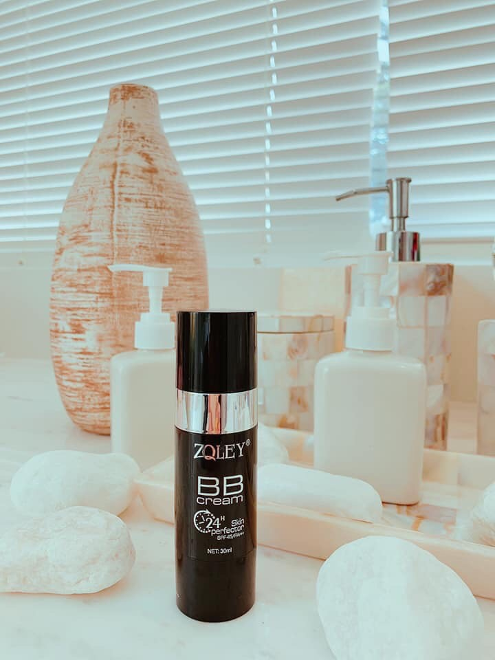 BB Cream trang Điểm ZOLEY 30ml Mẫu Mới 2019 - Đầu Bông Nền New