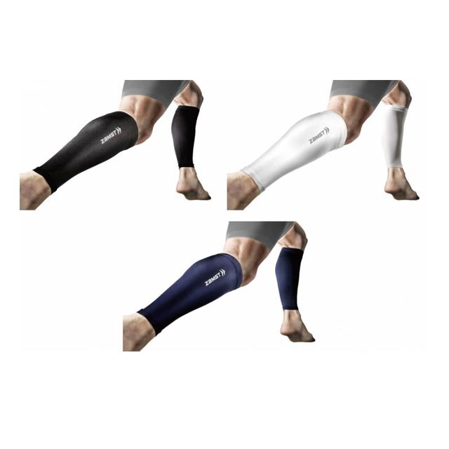 ZAMST Calf Sleeve (sold in pairs) Ống chân thể thao hỗ trợ bắp chân