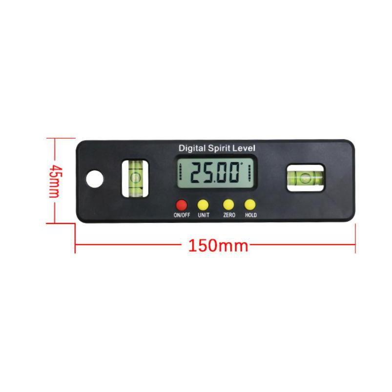 Thước đo góc nivo bằng điện tử