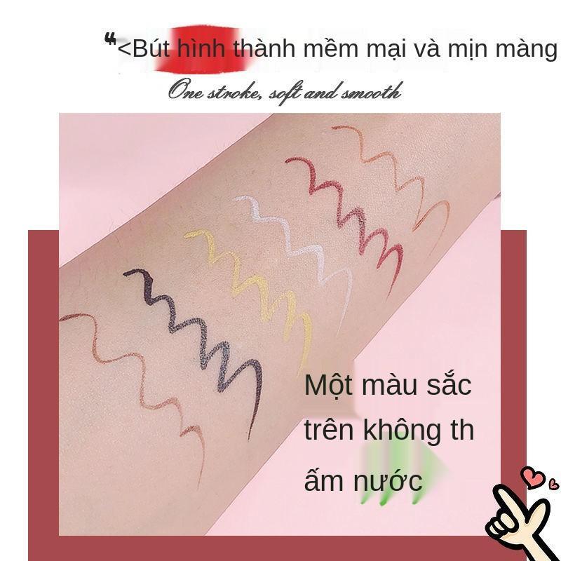 Eyeliner không thấm nước, không trôi, thấm mồ hôi , bút kẻ mắt màu lâu trôi, cực chuẩn và giá trị học s