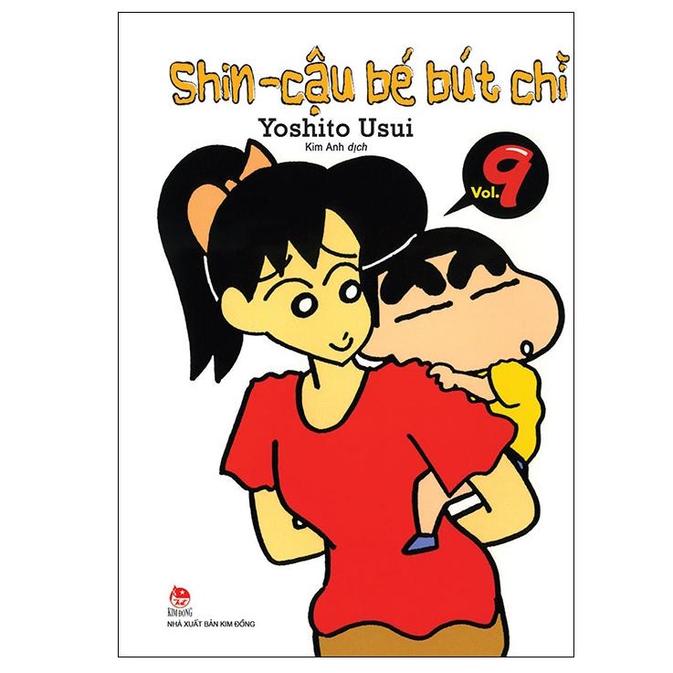 Shin - Cậu Bé Bút Chì (Tập 9)