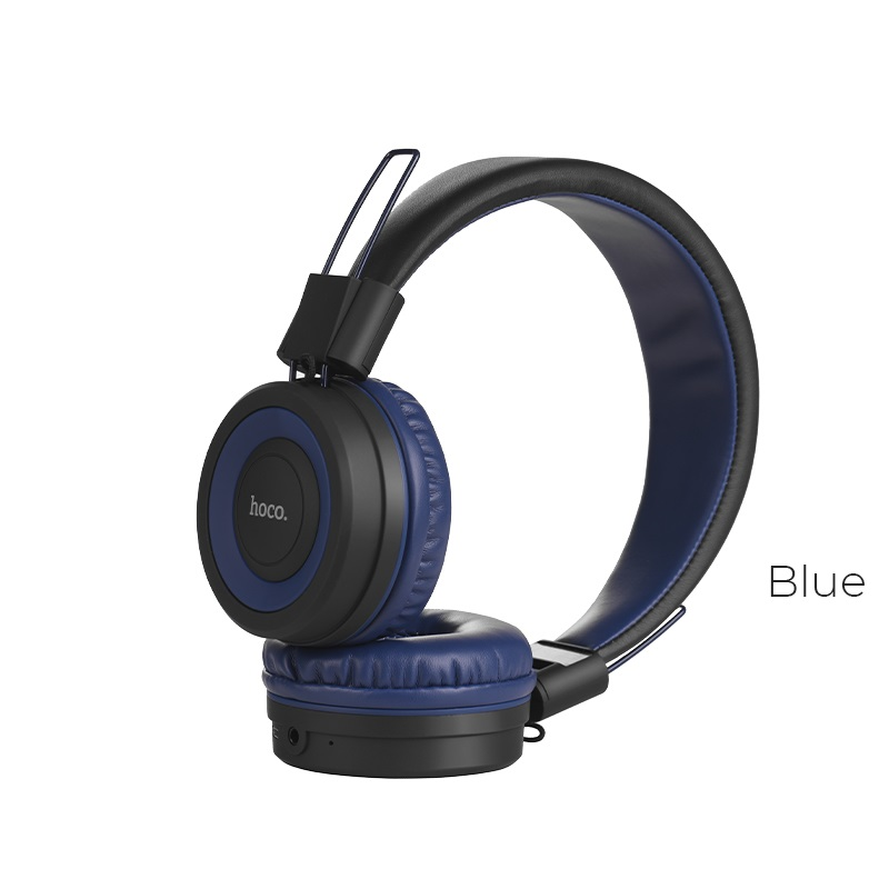 Hoco - Tai Nghe Trùm Tai Bluetooth W16 - Hàng Chính Hãng