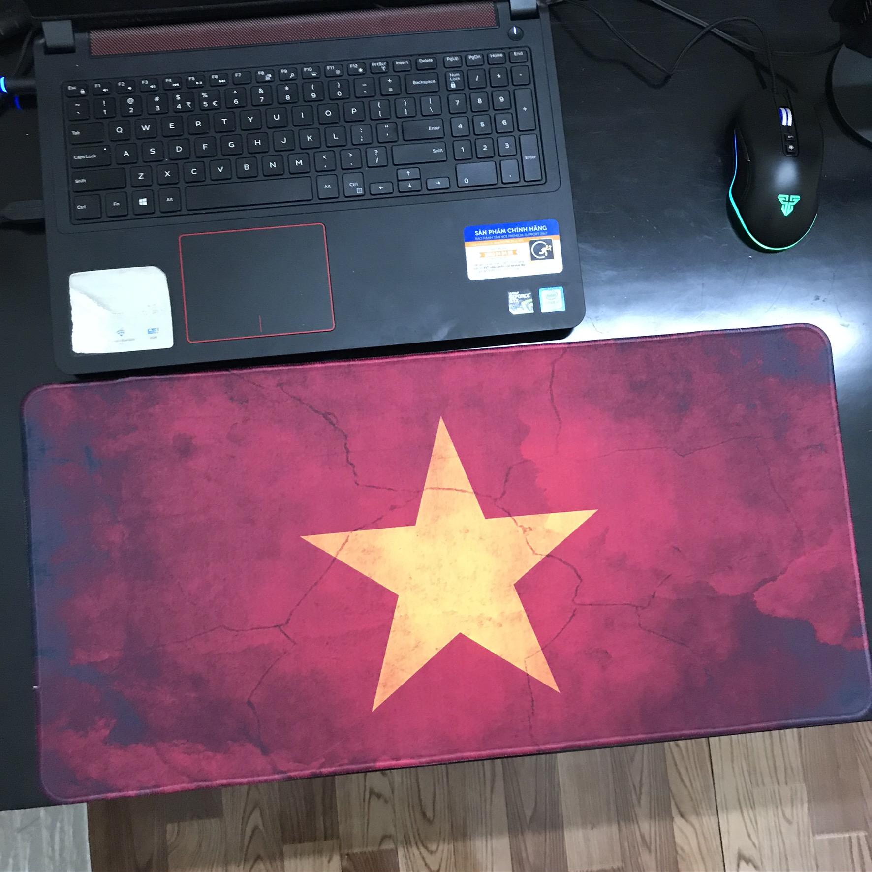 Miếng Lót Chuột, Bàn Di Chuột, mouse pad cỡ lớn (60x30x0.3)